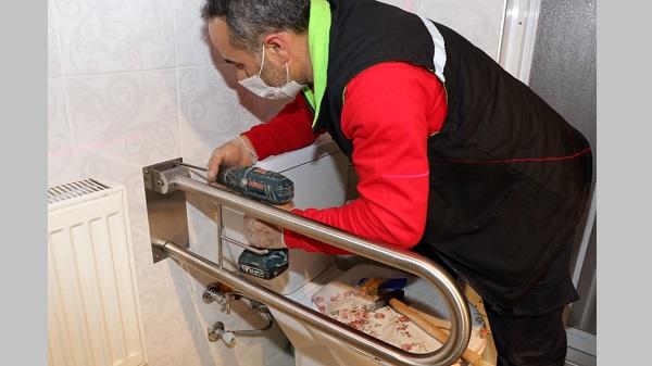 Photo of Kocaeli Büyükşehir'den yaşlılar için 'erişilebilirlik' projesi