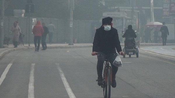 Düzce'de hava kirliliği normale dönmüyor