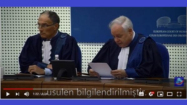 Ermeni soykırımı yalanını bitiren AİHM kararı videoları kaldırıldı