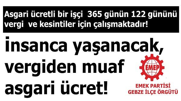 Gebze'de işsiz sayısı her geçen gün artıyor