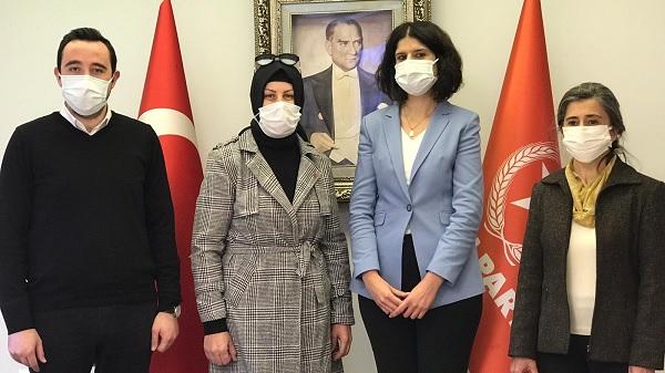 Gürkan Vatan Partisi'ne katıldı