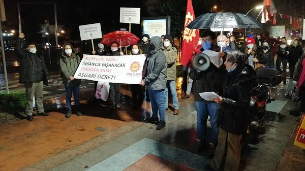 """Photo of EMEP Kocaeli: """"İnsanca yaşayacağımız bir asgari ücret"""""""