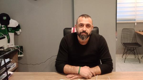 """Photo of Ferhat Uzun: """"Kupa bu şehre gelecek"""""""