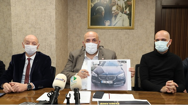 """Photo of Sarıca: """"Milyonluk araçlarla halka caka satıp hesap soramazsınız"""""""