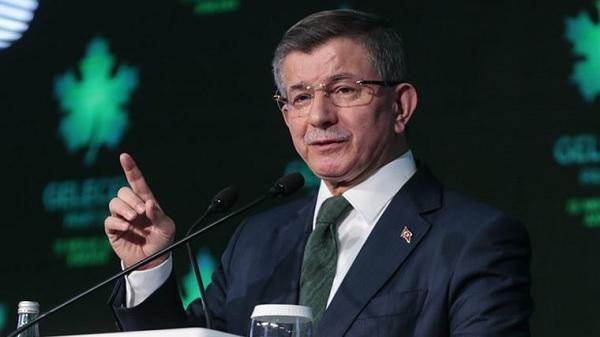 """Photo of Davutoğlu: """"Pelikancılar kendilerine yeni sahip arıyor"""""""