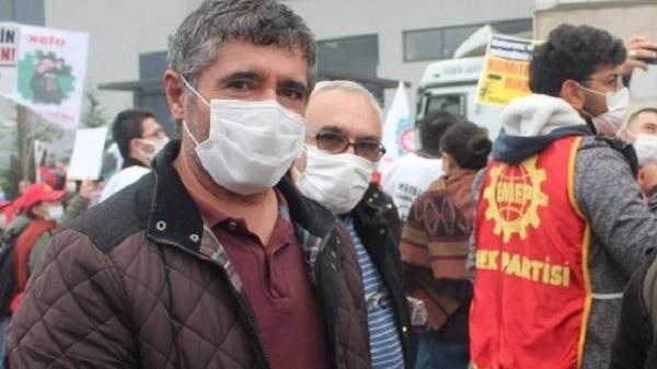 """Photo of EMEP: """"Sağlıkçılar için Kovid-19 meslek hastalığıdır"""""""