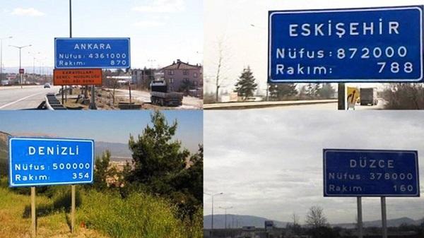 Photo of Şehir tabelalarında yeni bir dönem başladı