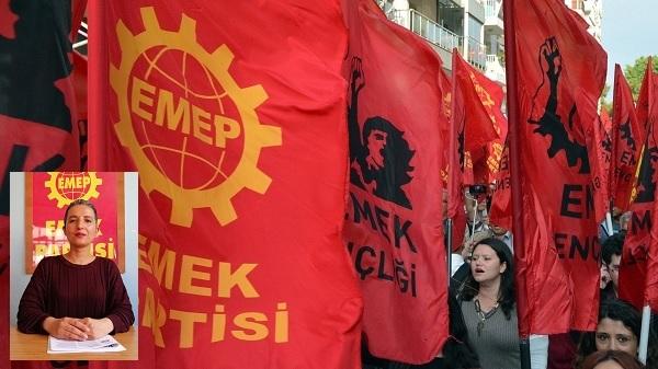 """Photo of """"Tehdit siyasetine karşı hak ve özgürlükler mücadelesini yükseltelim"""""""