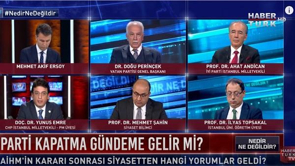 """Photo of Perinçek: """"Terörle Mücadelede sıraya girilmez Birinci sırada olunur"""""""