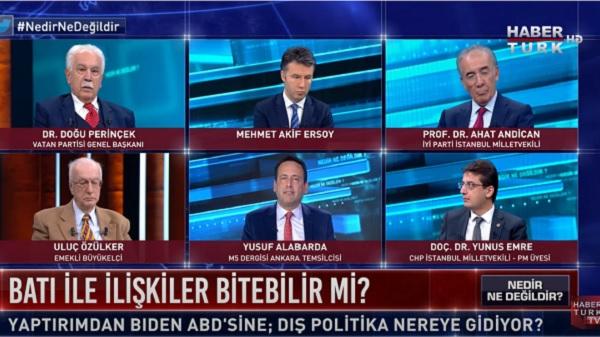 """Photo of Perinçek: """"Türkiye – Rusya eksenli çözüm modeli oluştu"""""""