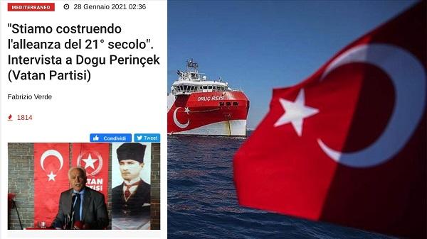 """Photo of Perinçek: """"21. Asrın İttifaklarını İnşa Ediyoruz"""""""
