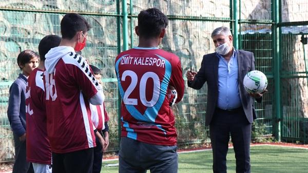 Photo of Amatör spor kulüpleri Büyükşehir desteğinden memnun
