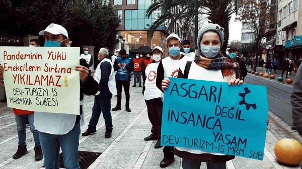 Photo of Asgari Ücretle Yaşamak…