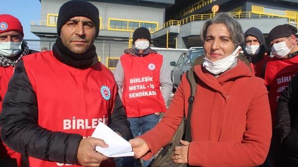 Photo of Baldur işçilerinin mücadelesi uluslararası dayanışmayla güçleniyor