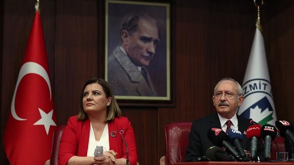 """Photo of Kılıçdaroğlu: """"Belediye başkanlarımıza yürekten teşekkür ediyorum"""""""