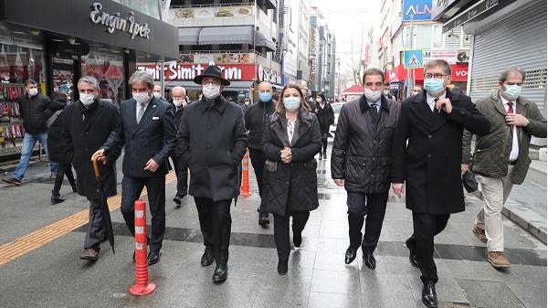 Photo of CHP'li Toprak ve Tezcan Başkan Hürriyet'i ziyaret etti