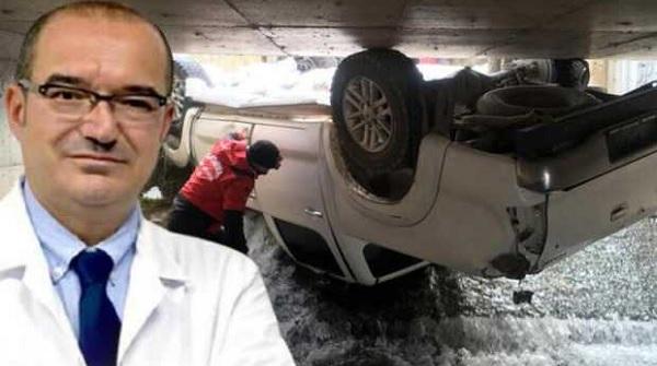 Photo of Doktor Uğur Tolun'un Cansız Bedenine Ulaşıldı
