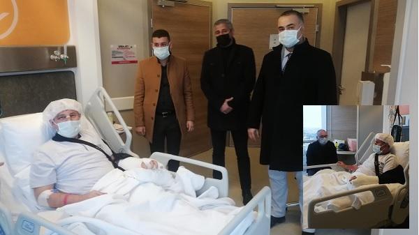 Photo of Gelecek Partisi Kocaeli'den Selçuk Özdağ'a moral ziyareti