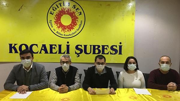 """Photo of KESK Haber-Sen: """"İhraçlar işlerine iade edilene kadar mücadele edeceğiz"""""""