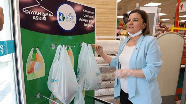 Photo of İzmit Belediyesi 2020'de vatandaşın yanında oldu