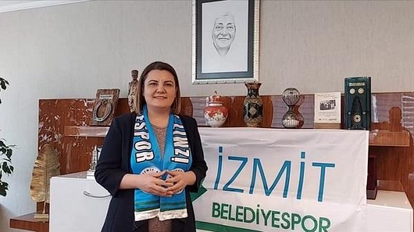 """Photo of Başkan Hürriyet: """"İzmit'in Perileri herkese yeter"""""""