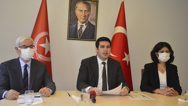 "Photo of Vatan Partisinden ""istifa haberlerine"" açıklama"