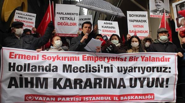 """Photo of """"Türkiye Düşmanlığına Sürüklenmeyin! AİHM Kararına Uyun!"""""""