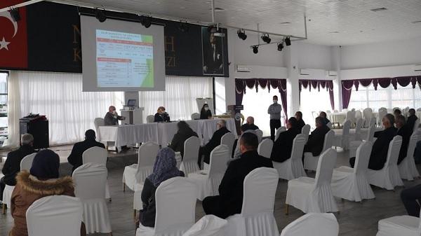 Photo of Büyükşehir ekipleri Kandıra'da biberiye sunumu yaptı