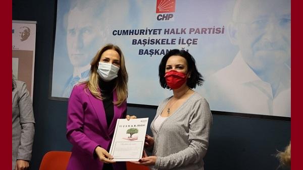 Photo of Nazlıaka, CHP Başiskele'nin KAÇOD kermesine destek verdi