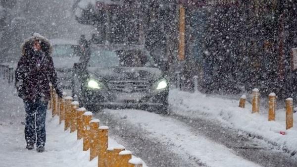 Kocaeli AFKOM'dan kar ve soğuk uyarısı