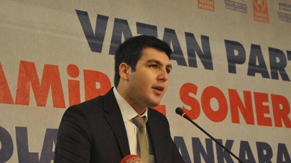 """Photo of Bursalı: """"Vatan Partisi Cumhur İttifakı'nın bir bileşeni değildir"""""""