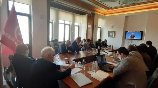 """Photo of """"Sinciang Üzerine ÇKP'nin Tecrübeleri"""" Konferansı"""