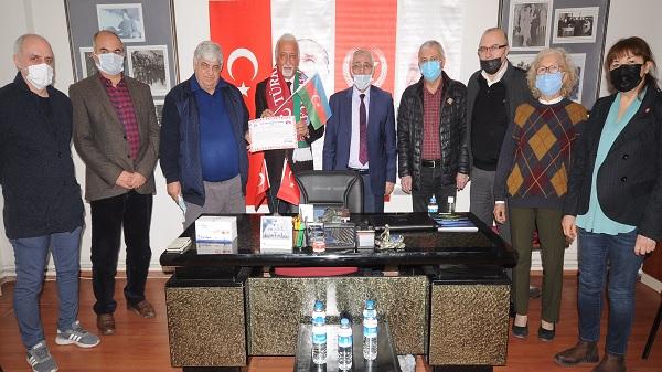 Photo of TADEF Vatan Partisi Kocaeli'ye İade-i Ziyarette bulundu