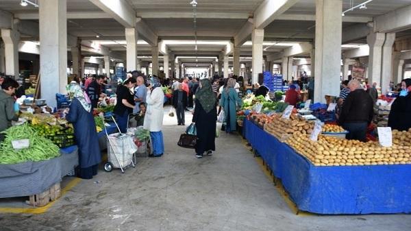 Photo of Doğu Kışla ve Yuvam Akarca pazarları Cumartesi günleri kurulacak