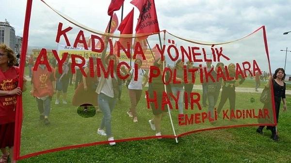"""Photo of EMEP: """"Güvenceli iş, şiddetsiz yaşam ve eşitlik"""""""
