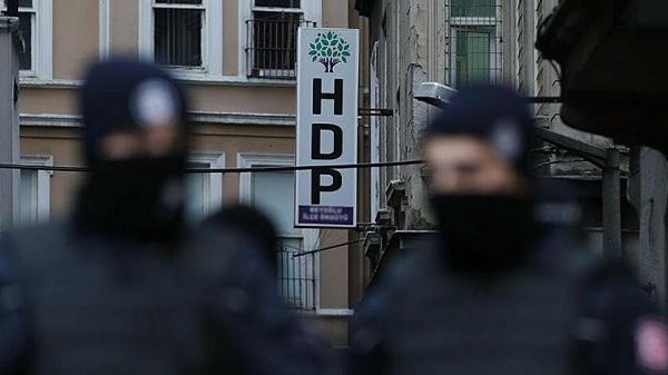 HDP Kapatılır mı