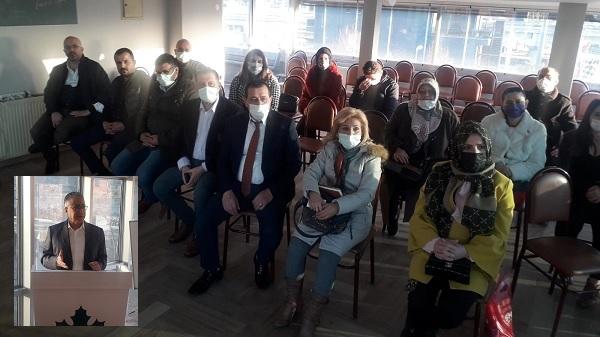 """Photo of Cengiz: """"Hak, Hukuk, Adalet, Eşitlik ve İnsanca Yaşam istiyoruz"""""""
