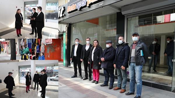 Photo of Başkan Hürriyet'in Halk Market projesine Ankara'dan destek