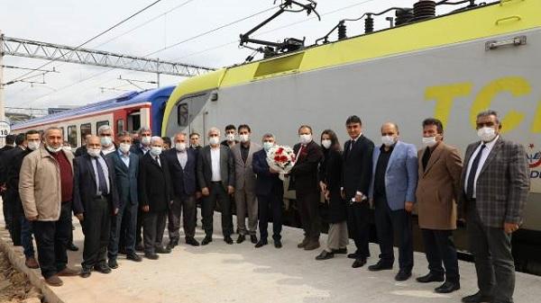 Hamza Şayir, ADA Treni yeniden Dilovası'nda