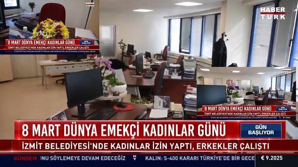 İzmit Belediyesi ulusal medyada yankılanmaya devam ediyor
