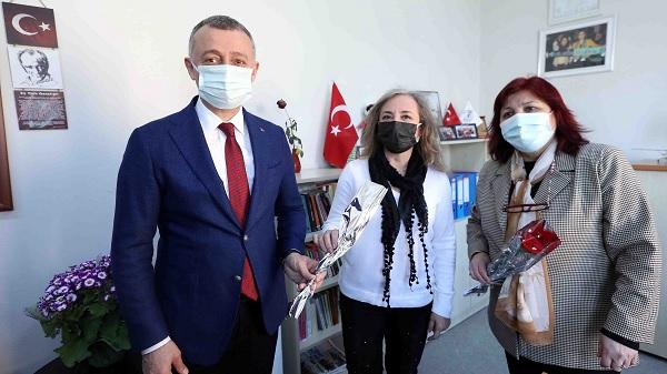 """Photo of Büyükakın: """"Kadınlarımız demokrasi ve kalkınma mücadelemize damga vuruyor"""""""