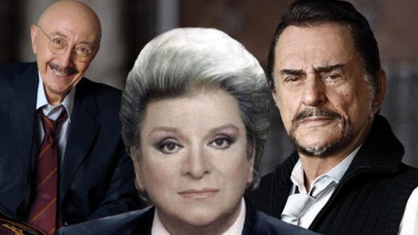 Ünlülerden Alpay ve Özdemir Erdoğan'a Zeki Müren cevabı