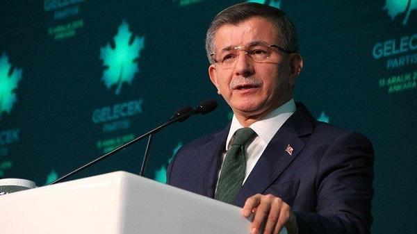 Ahmet Davutoğlu'dan 128 milyar dolar sorusu