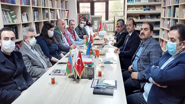 Azerbaycan'dan Kocaeli'ye Teşekkür