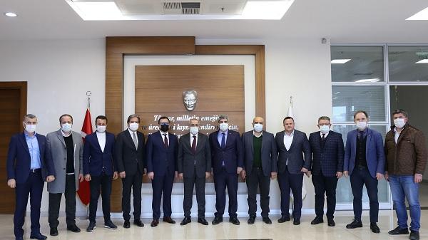 CHP Milletvekili Akar'ın KOTO ziyareti