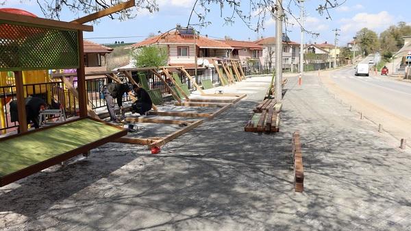 Karaabdülbaki Üretici Pazarı'nda 7 köy buluşacak