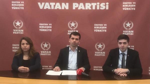 CHP'nin Gençleri 'Dersim ihaneti'ne ortak olmayın