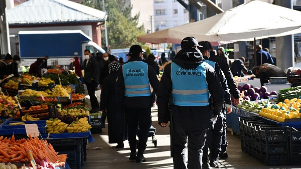 İçişleri Bakanlığının 'pazar yerleri' konulu genelgesi