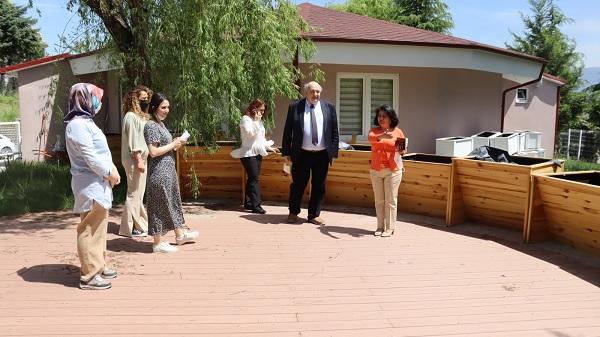İzmit Belediyesi Alzheimer Yaşam Evi'nde KOÜ ile ortak çalışacak