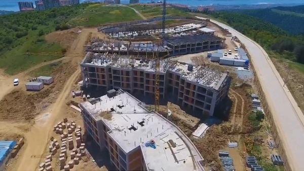 İzmit Çınar Evler'de ince imalata başlandı